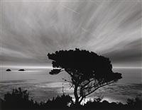 moon/stars/clouds, ca by bob kolbrener