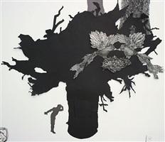 upside down tree by aliene de souza howell
