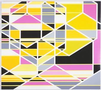 extended minimalism by sarah morris