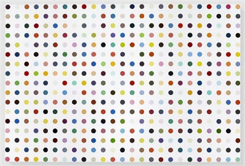 isonicontinic acid ethyl ester by damien hirst