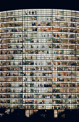 may day v by andreas gursky