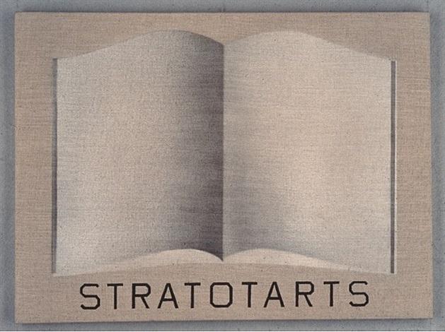 stratotarts book by ed ruscha