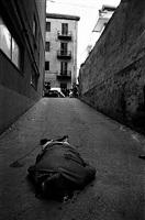 palermo (ucciso mentre andavo in garage) by letizia battaglia