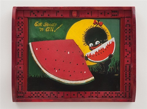 eat seeds 'n all! by betye saar