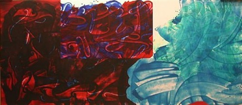 david reed recent paintings by david reed