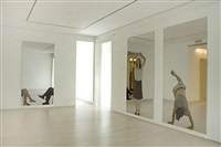 installation view by michelangelo pistoletto