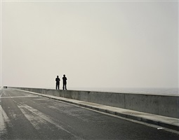 mouth vi, near shanghai by nadav kander