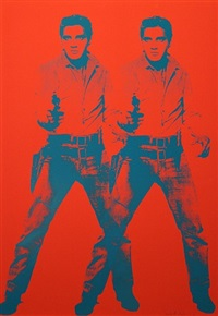 double elvis by donald sheridan