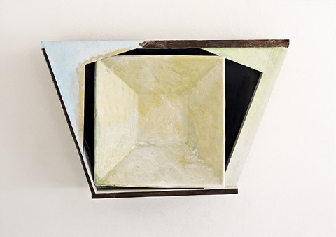 relief piece compass by anthony caro