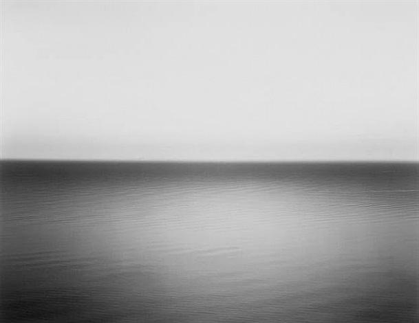 irish sea by hiroshi sugimoto