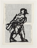 universal archive (ref. 22) by william kentridge