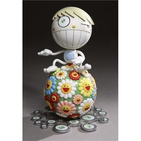 mister wink cosmos ball by takashi murakami