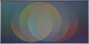 physichromie by carlos cruz-diez