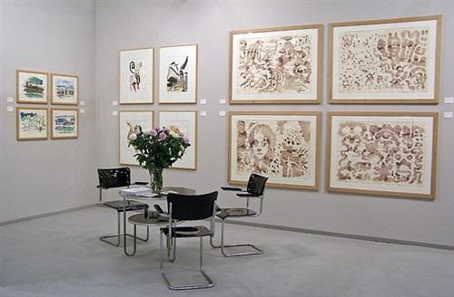 cologne fine art & antiques, stand c 048