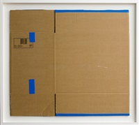untitled (flat box #18) by matias faldbakken
