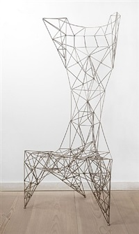 pylon chair by tom dixon