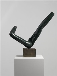 sculpture 8 by gary hume