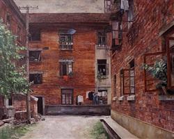 artwork 1976 by chen xianhui