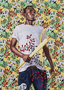 john churchill, duke of marlborough ii, 1910-1960 by kehinde wiley