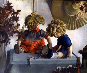 maizle and heidi by priscilla roberts