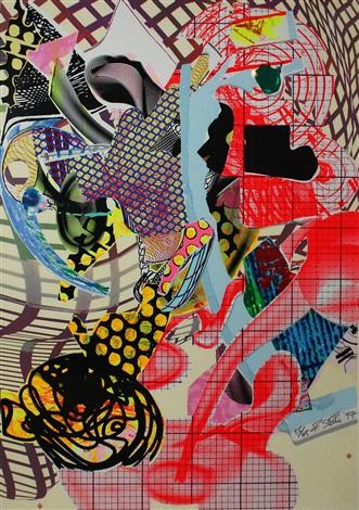 coxuria by frank stella
