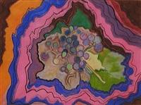 untitled (grape motif) by beauford delaney