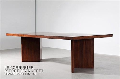 design miami 2012 - galerie patrick seguin by le corbusier