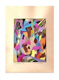 abstracción ii by tamara de lempicka
