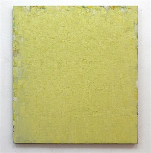yellow-brilliant yellow-green-white-orange yellow by peter tollens