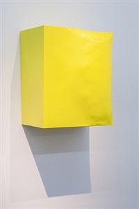 growth 3 (yellow) by angela de la cruz