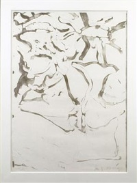 wah kee spare ribs by willem de kooning