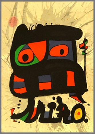 un camí compartit by joan miró