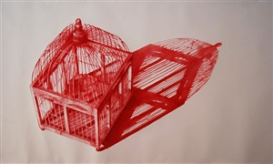 can we know the sound of forgiveness (the red birdcage) by james drake