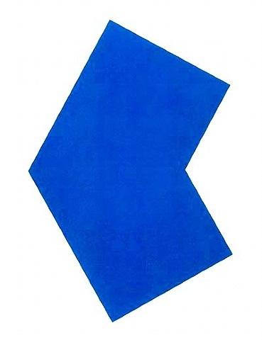 blue by ellsworth kelly