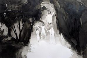 sisterhood of the night by allison hawkins