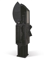 the magic house by louise nevelson