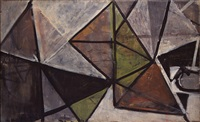 composition, april '47 by paul resika