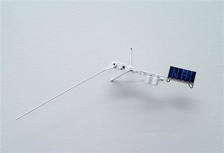 solar kinetic object #59 by björn schülke