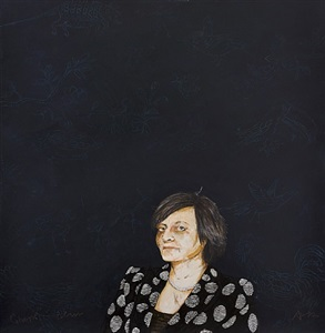 cherie blair by adam birtwistle