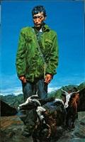 shepherd by xie dongming