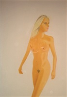 nude 1 by alex katz