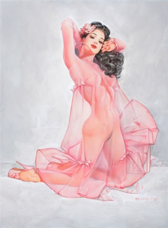 Sugarbush Dita Von Teese Playboy Pin Up Illustration November Von