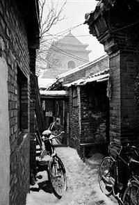 grass mill hutong by xu yong