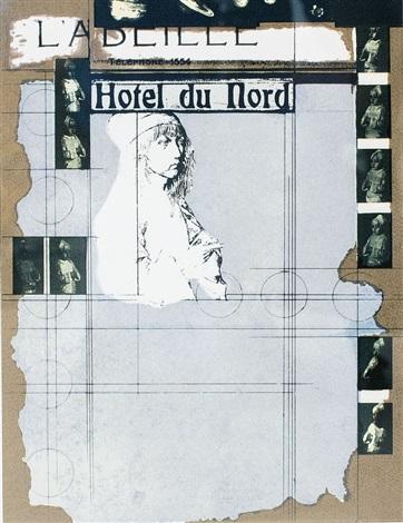 hotel du nord little durer by joseph cornell