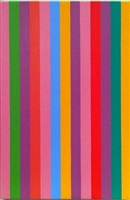 rose rose 12 by bridget riley