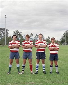 team players ii, crowa rugby club, crowa, new south wales, australia by amy stein and stacy arezou mehrfar