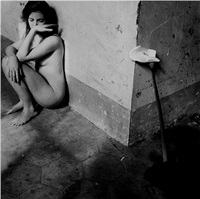 untitled, rome (i.160) by francesca woodman