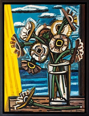 dasies iii by david bates