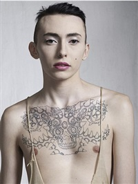 edward v. iii, paris, june 2011 by bettina rheims