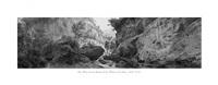 vue prise sur le chemin de la trinité à la cava, 1828-2012 by hiroyuki masuyama